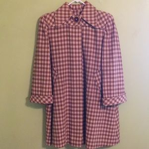 1940 Vintage swing coat